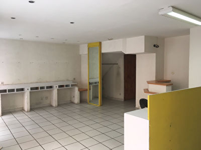 Local commercial 52 m²